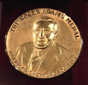 Adams Award Medallion