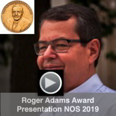 Thumbnail for the Roger's Adams Award Presentation to Stephen Buchwald
