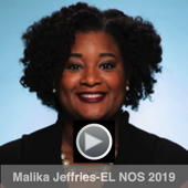 Thumbnail for the video of Malika Jeffries-EL's 2019 NOS Lecture