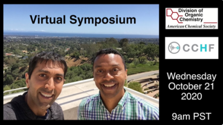 Screenshots from the DOC Virtual Symposia series in 2020
